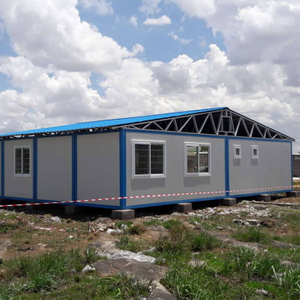 High Quality Permanent And Temporary Container House Suitable for Transport Size Optional
