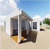 Factory Price Modular Home Luxury Villa Modern Prefab Light Steel Villa