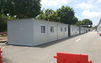 Brunei Container Office Project