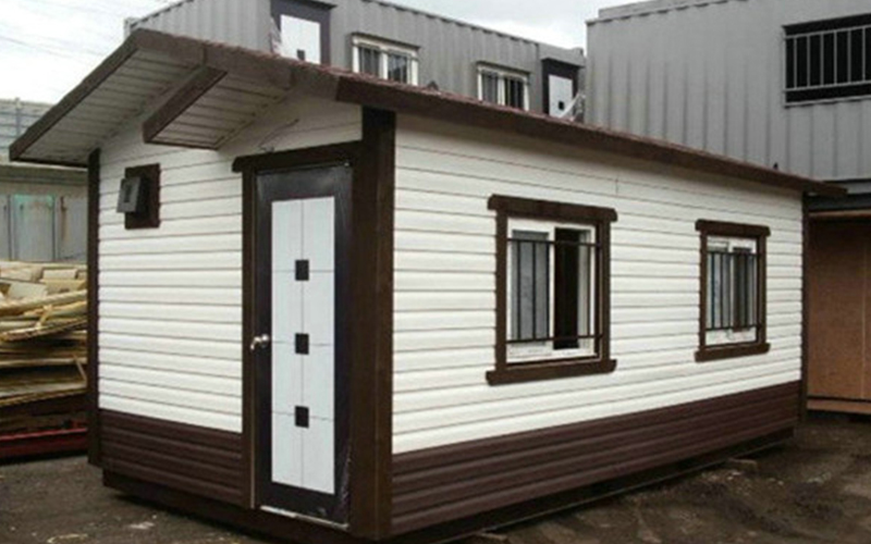Multifunctional Mobile Home - Container House
