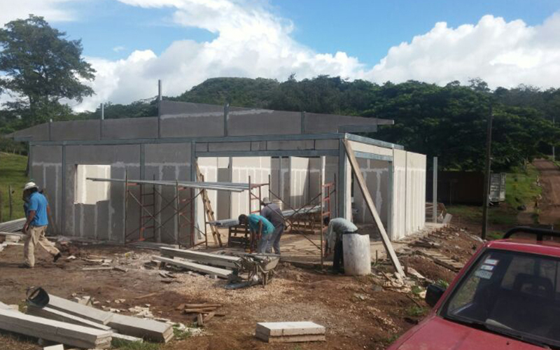 prefabricated house,prefabricated building