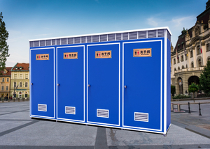 Popular modern design outdoor portable toilet,easy assembilng mobile ready made toilet