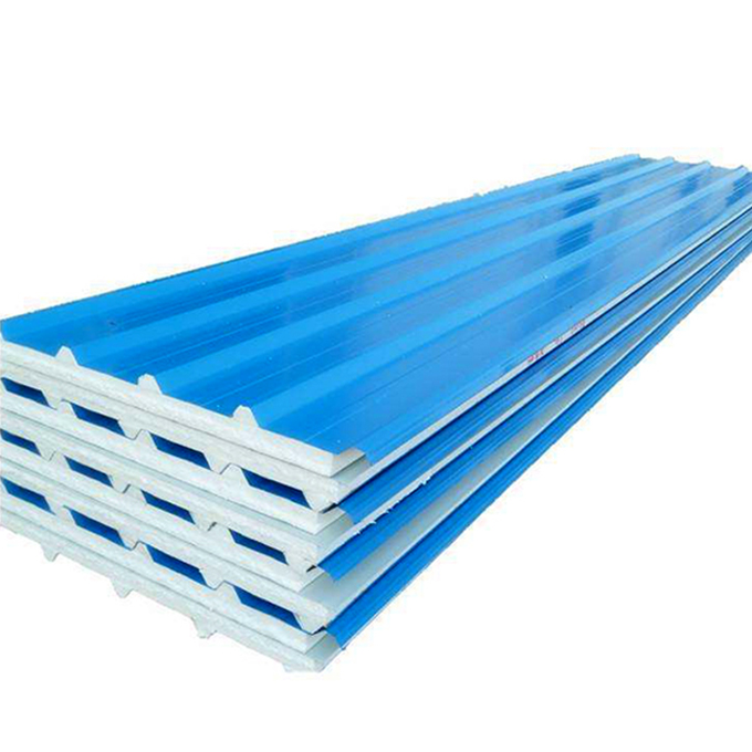 2020 40mm Thick Waterproof Clean Insulated EPS Sandwich Panels Price