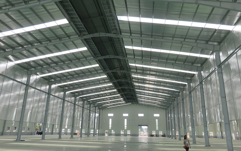 Steel Structure Warehouse Component