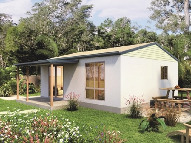 Specially Designed Prefabricated House Soundproofed Cabin