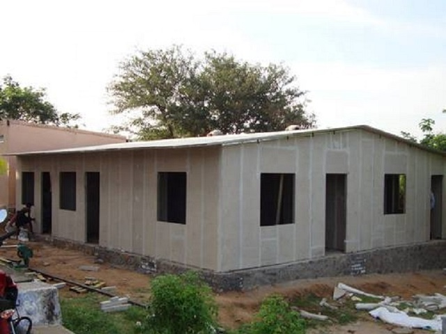 High Quality Easy Assemble Prefabricated Houses