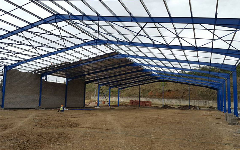 Characteristics Of Steel Structure Warehouse
